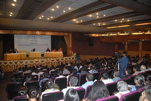 CBGA India Budget Analysis Tool