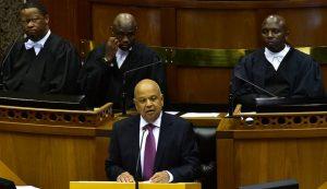 2017 South Africa Budget Speech