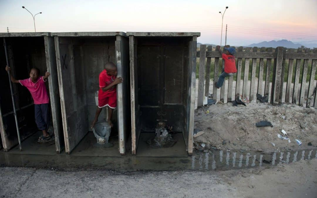 Budgeting for Decent Sanitation in South African Townships