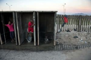 The Social Justice Coalition Cape Town Sanitation Campaign