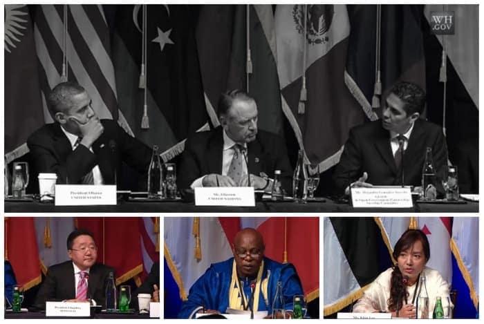 UNGA civil society meeting
