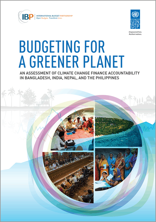 Budgeting for a Greener Planet