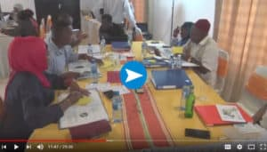 Public Deliberation of Budgets in Kenya