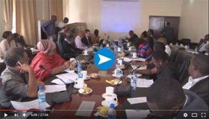 deliberating budgets nairobi county kenya