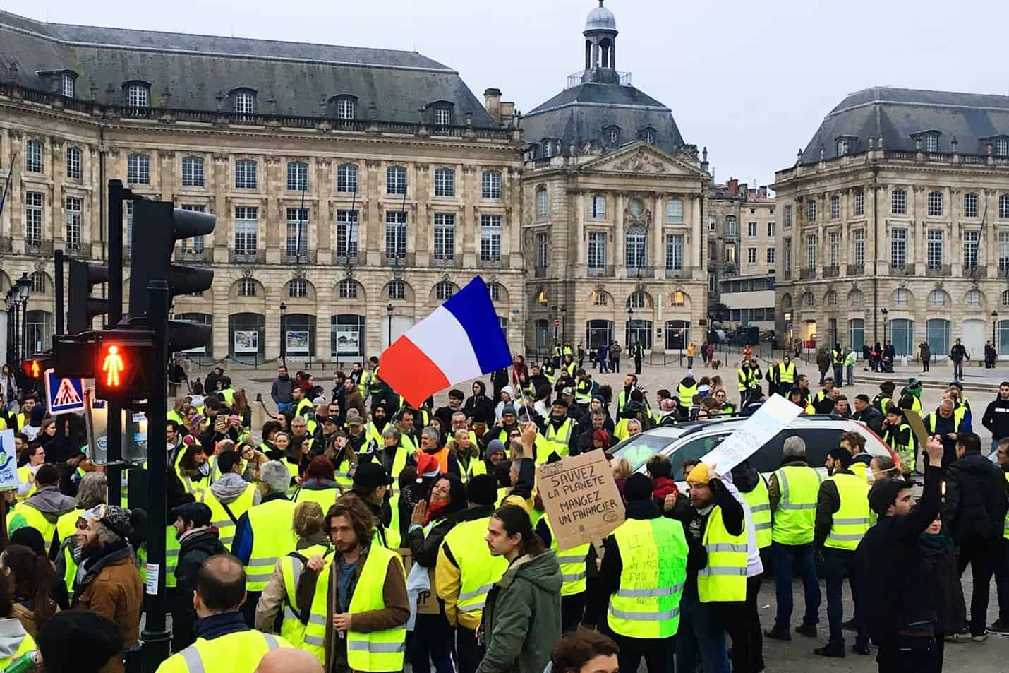 France: The Yellow Vests and their social media-driven tax revolt