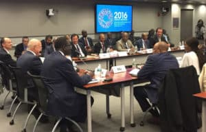 High-Level Officials Discuss Budget Transparency in Francophone Africa