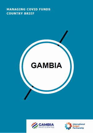 Managing COVID Funds: Gambia