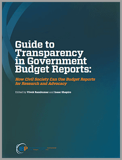 How Civil Society Can Use Budget Reports for Research and Advocacy