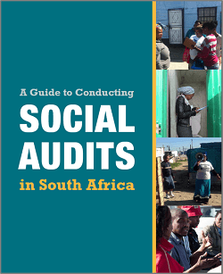 A Guide to Conducting Social Audits in South Africa
