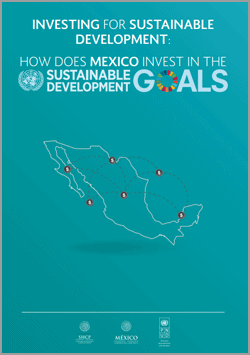How does Mexico Invest in the Sustainable Development Goals?