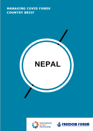 Managing COVID Funds: Nepal