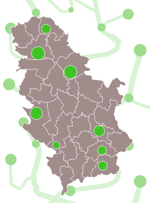 Open Budgets in Serbian Cities