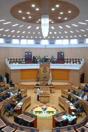 budget approval in parliament