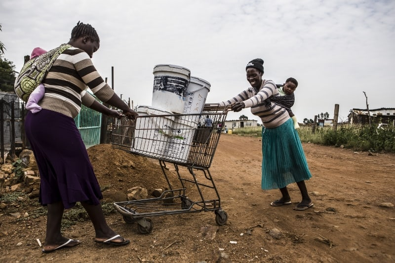South Africa: Clean Running Water for the Spring Valley Informal Settlement