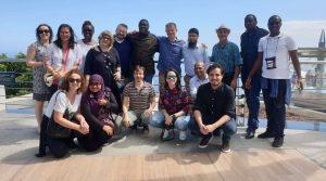 Group photo of Leadership Development Initiative cohort