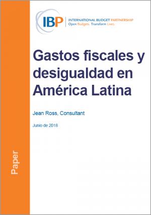 Gastos fiscales y desigualdad en América Latina