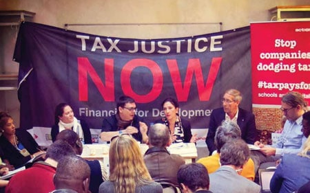 taxes matter in transforming lives civil society tax work