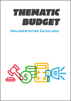 Thematic Budget Implementation Guidelines