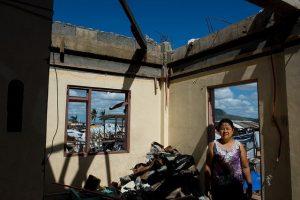 Typhoon Haiyan (Yolanda) Damage and Rehabilitation in the Philippines