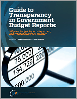 Guide to transparency in government budget reports